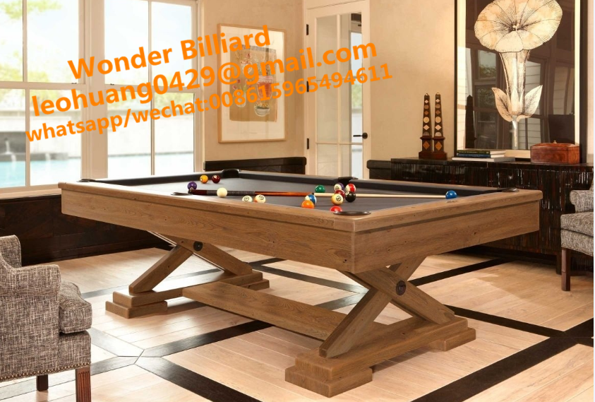 Elegant Home Dining Table Pool Table