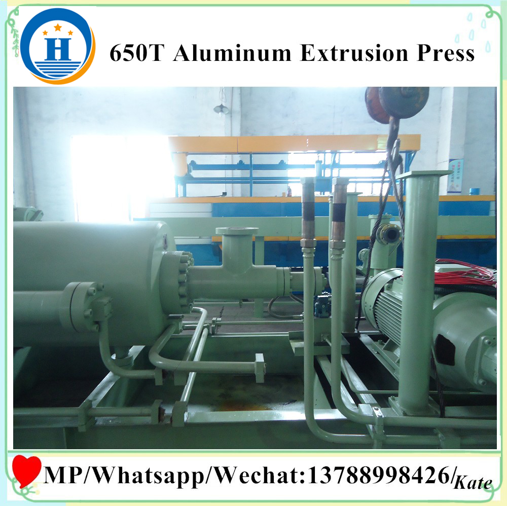 small manufacturing machine for aluminum profile