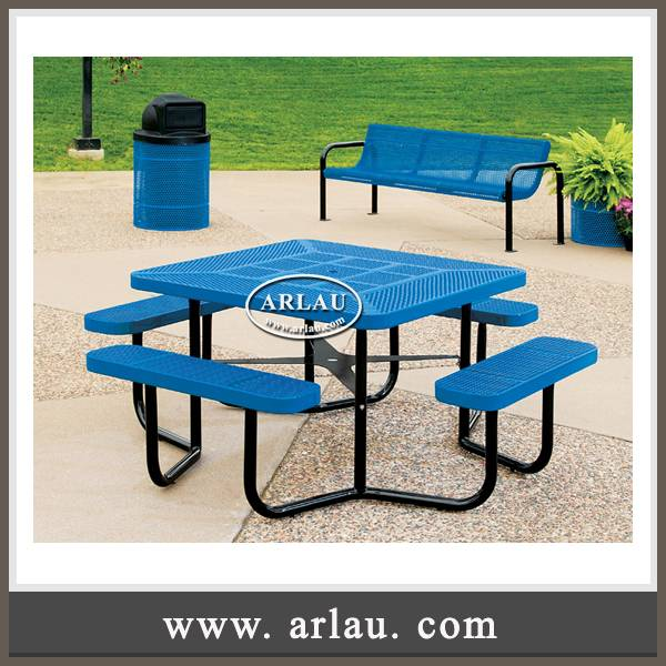 Arlau street furniture manufacturer, outdoor tables,picnic table benches, dinning table and chairs