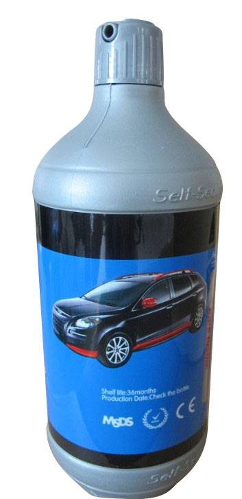 Non-Flammable and Anti-rust 600ml Tyre Sealant