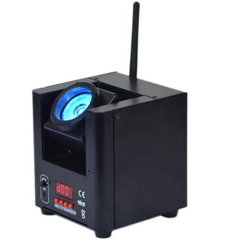 1X15W RGBW Battery Powered & Wireless DMX LED Stage Light