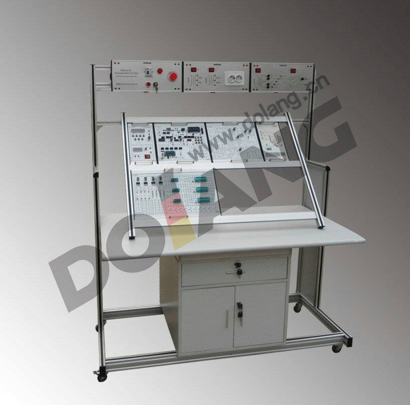 Vocational Training Equipment, Educational Equipment Laboratory Training Engineer MCU Trainer