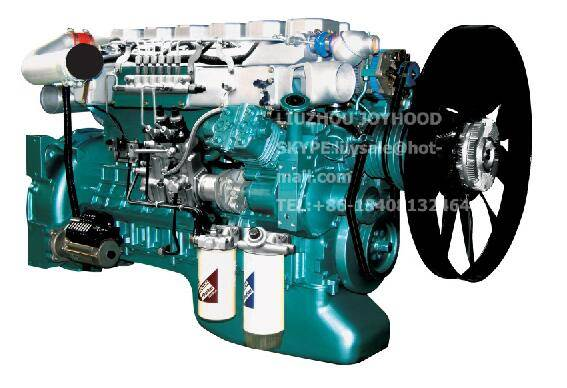 Sinotruk Special Diesel Engine Brand New and Hotsale HOWO D10 Series Engine
