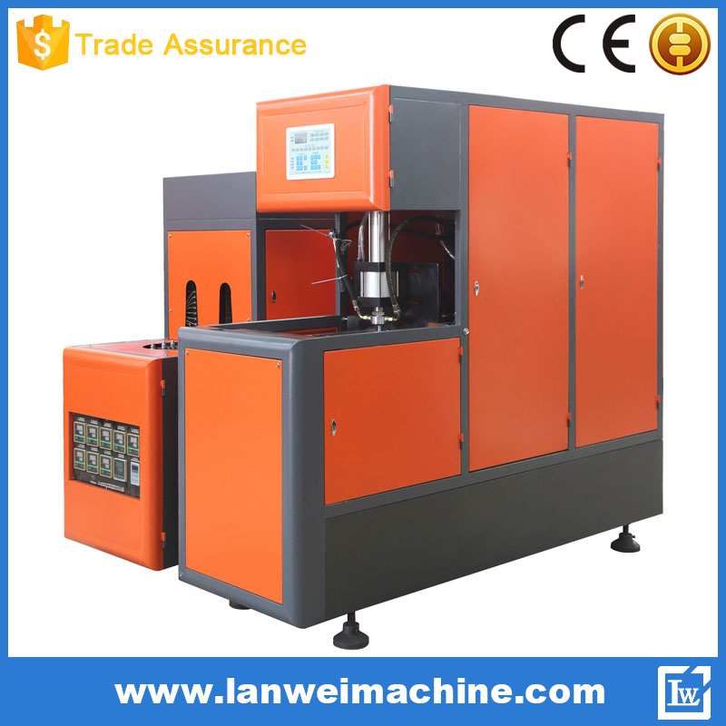 Semi-automatic Bottle Blowing Machine