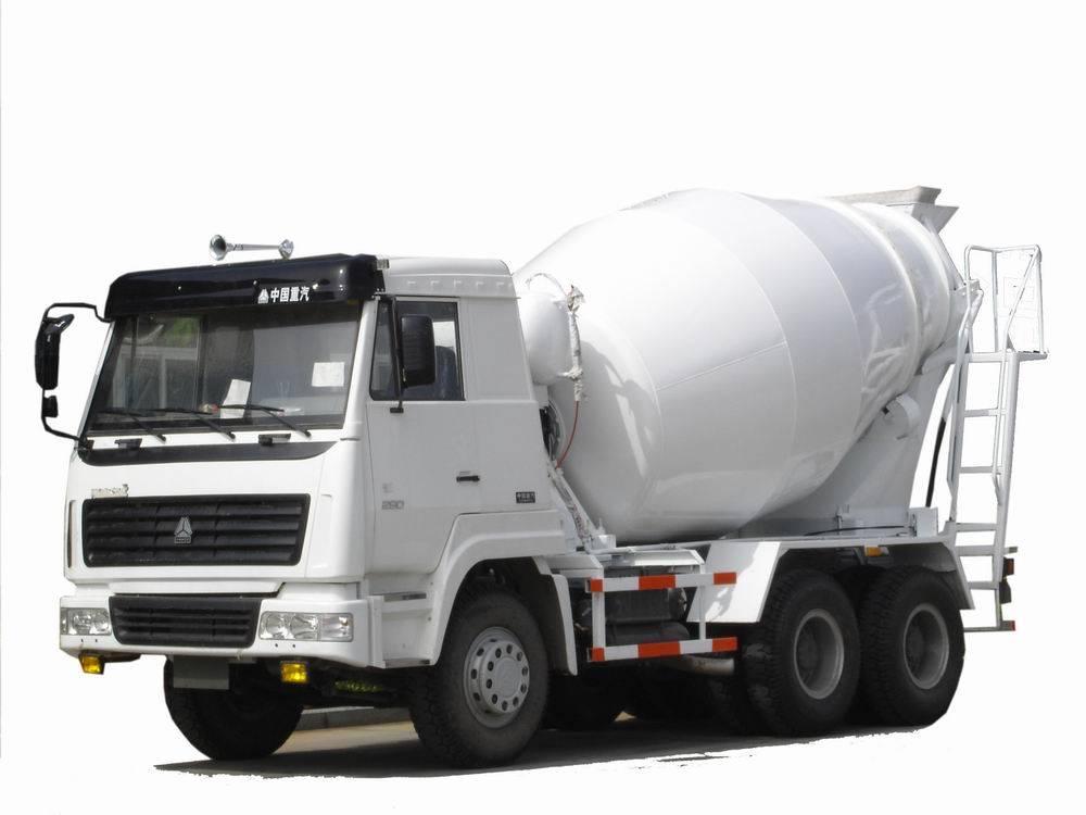 SINOTRUK HOWO Mixer truck(8X4 6X4)