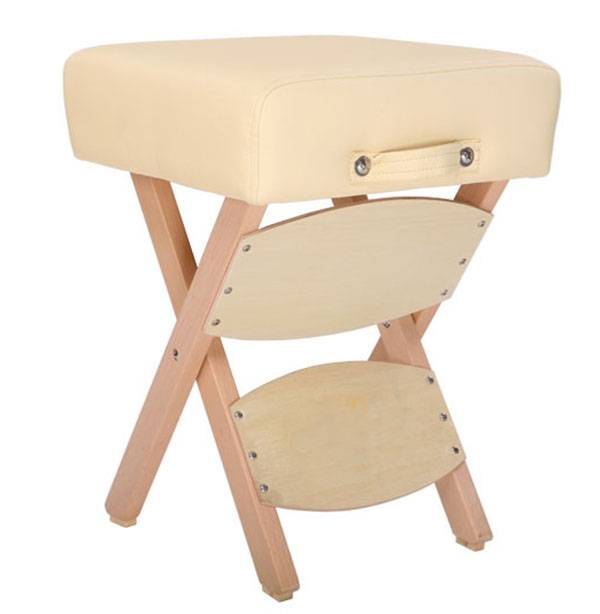 NHC18 Folding portable wooden massage chair