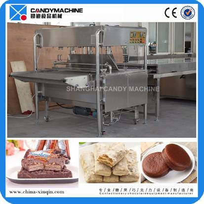 Professional chocolate enrobing machine supplier