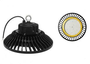 Professional 0-10v Industrial High Bay Led Lighting Easy Install