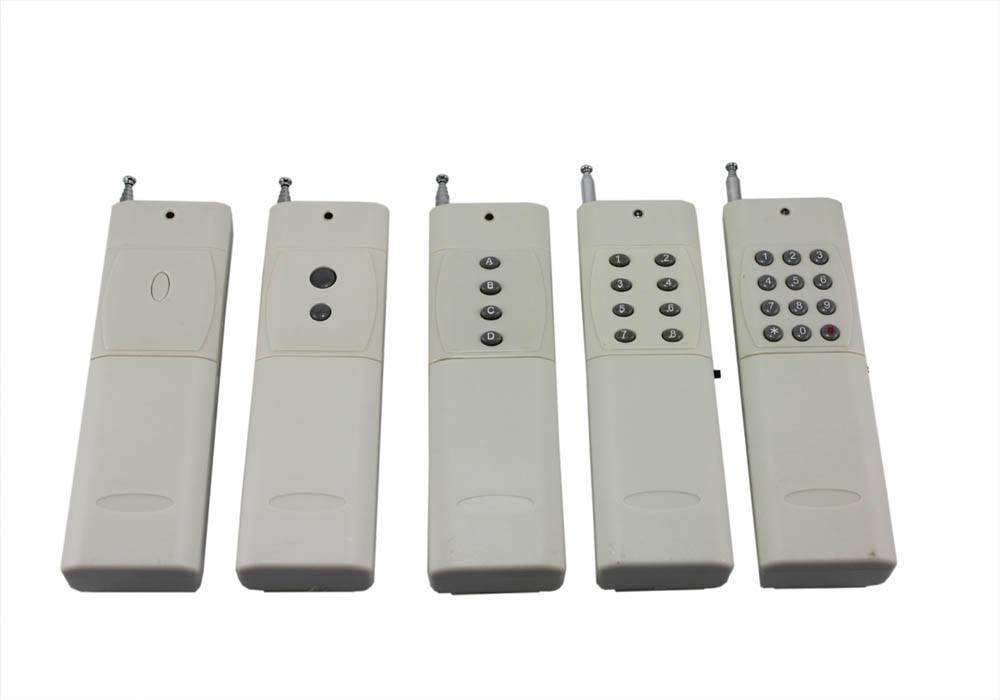 High Power RF Wireless Universal Remote Control TW-3000