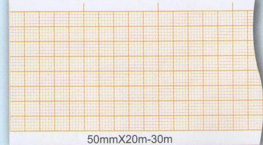 One-Conduct Electrocardiograph Paper-50mmX30m