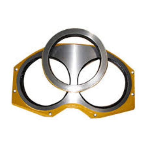 Construction Machinery Spare Parts Concrete Pump Spare Parts Wear Plate and Cutting Ring