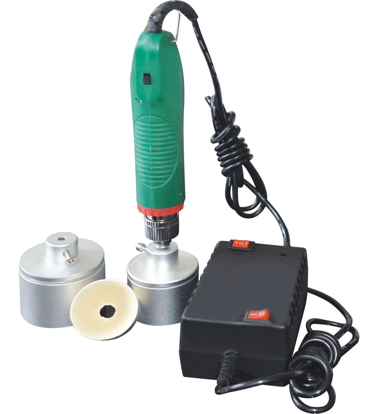 electric Handheld Capper Portable Capping Machine