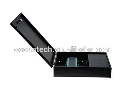 Access control pannel with power and case