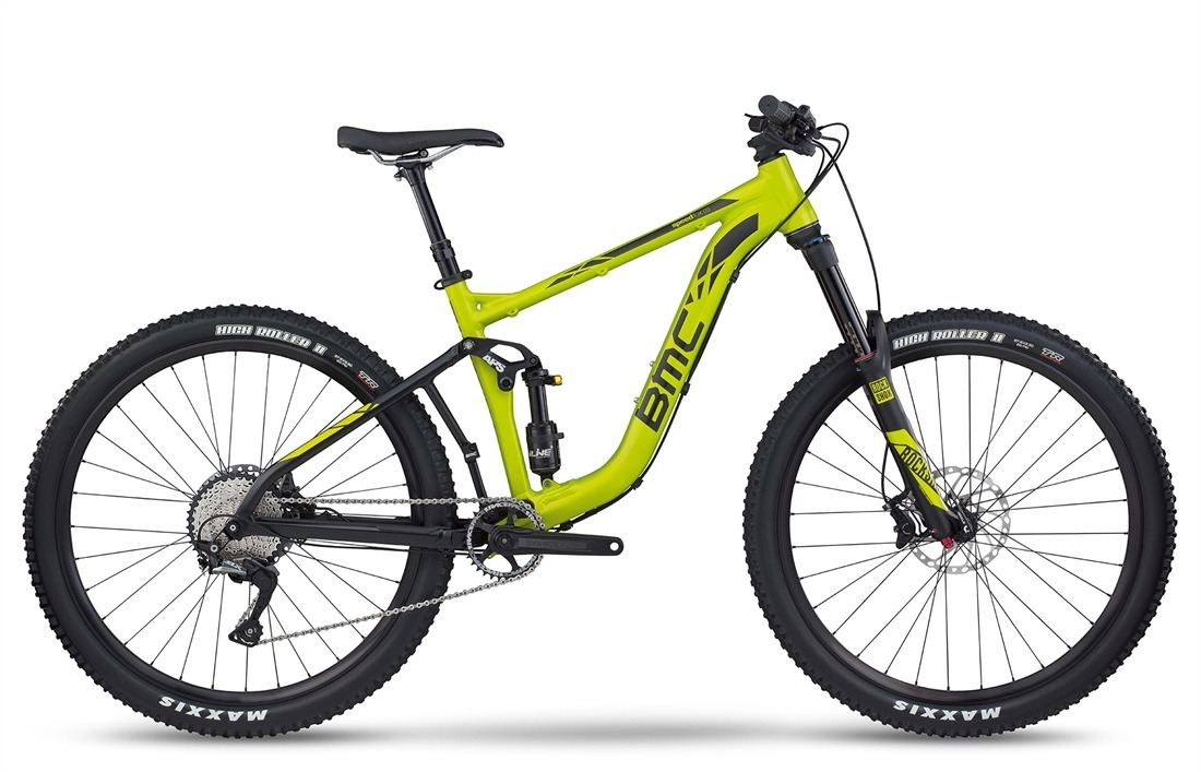2017 BMC Speedfox 03 Trailcrew SLX Bike