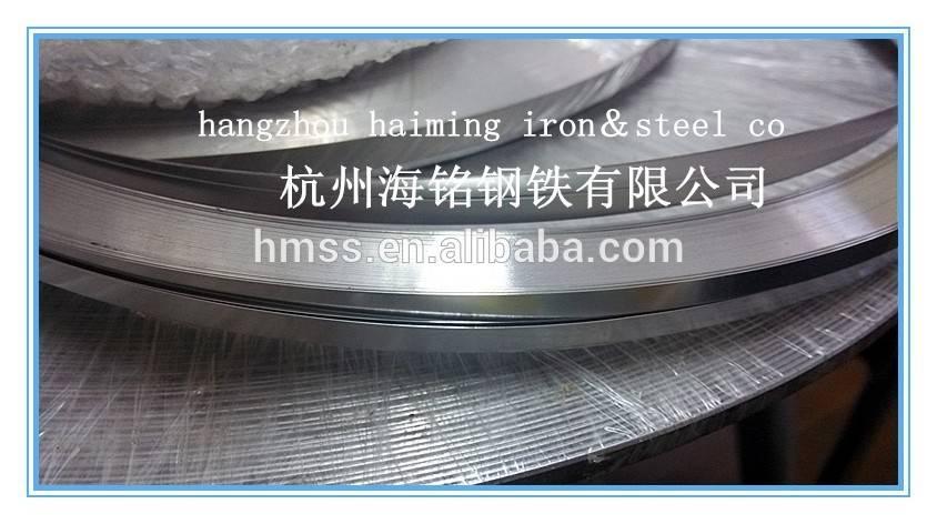 400HV 201 304 316 stainless steel strip for springs