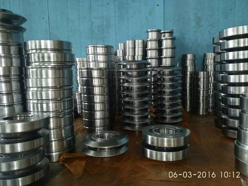 Tube and Pipe Tungsten Carbide Rolls