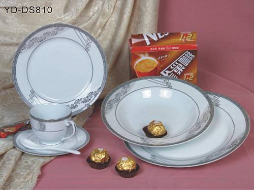 porcelain dinner plate,coffee cup