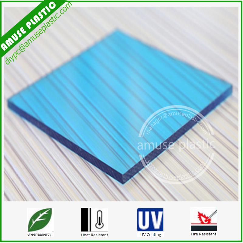Makrolon Polycarbonate Sheet Anti-Bullet Light Plastic Sheet