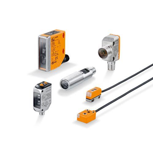 IFM Flow, Level, Vacuum, Pressure, Magnetic, Photoelectric, Fiber Optic, Distance, Laser Sensors