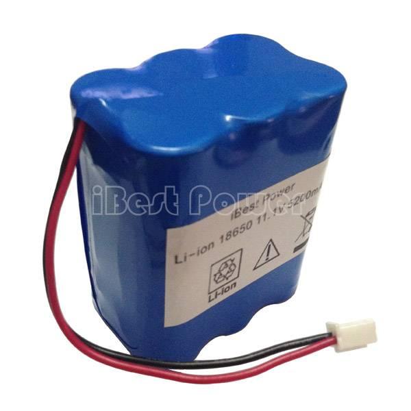 Industrial Battery ICR18650 11.1V 5200mAh
