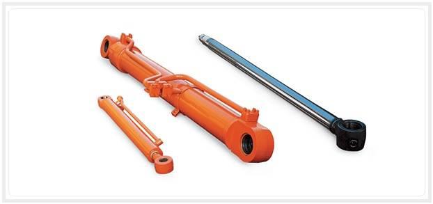 Doosan Excavator Hydraulic Arm Boom Bucket Cylinders and Seal Kit