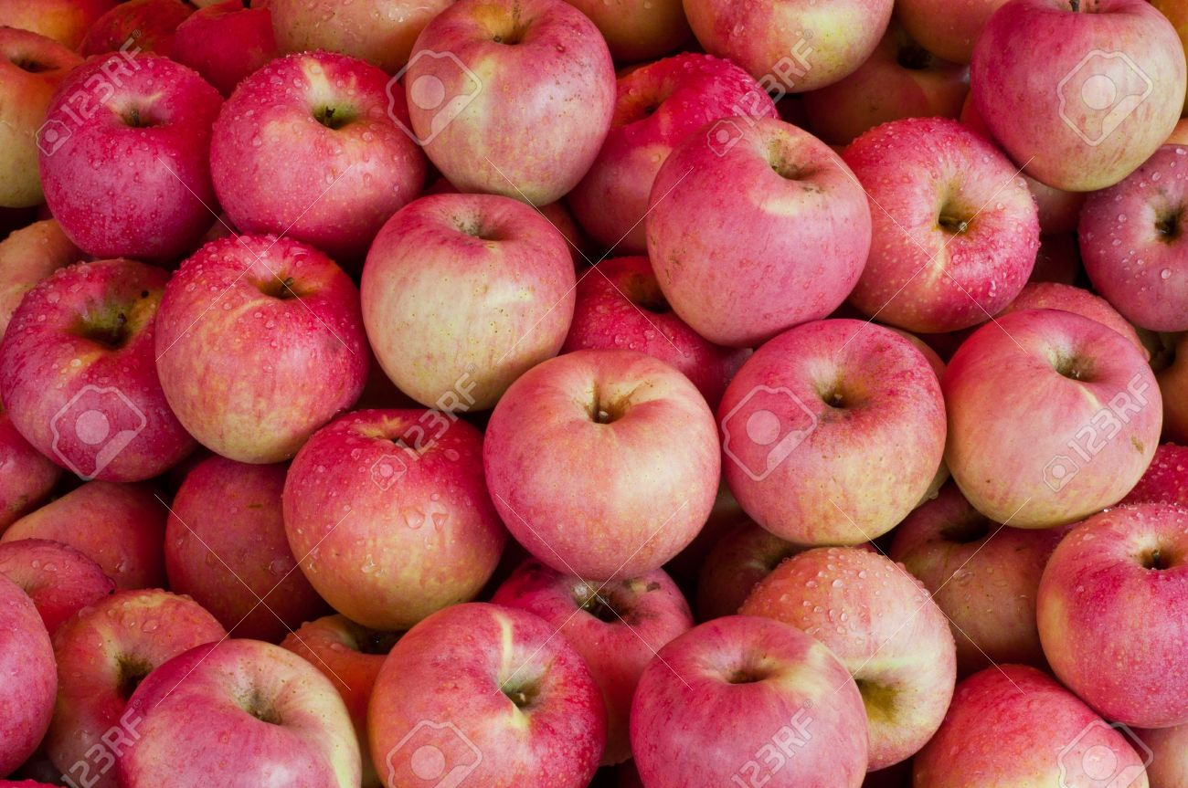 Fresh red delicious apple for sale