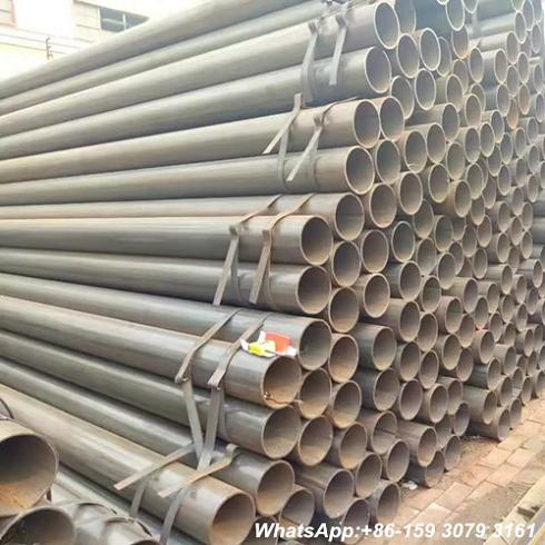 ERW welded steel pipe manufacturers of China