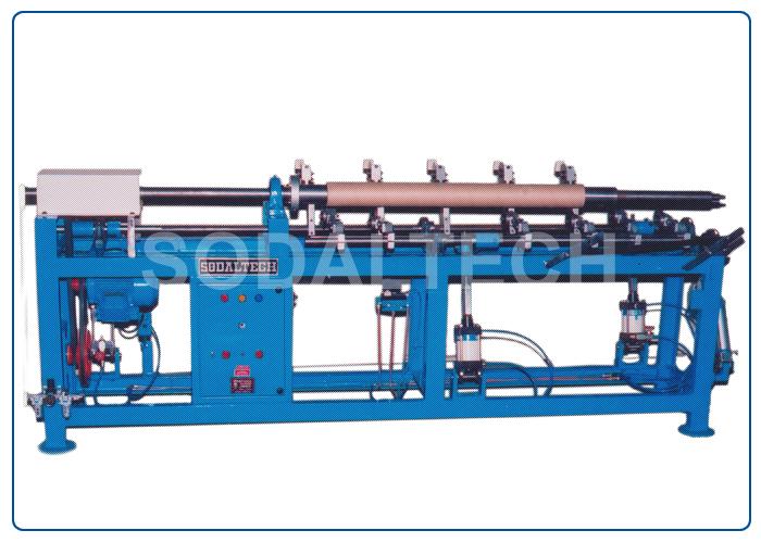 Paper Tube Recutting Machine (ETR 2000)