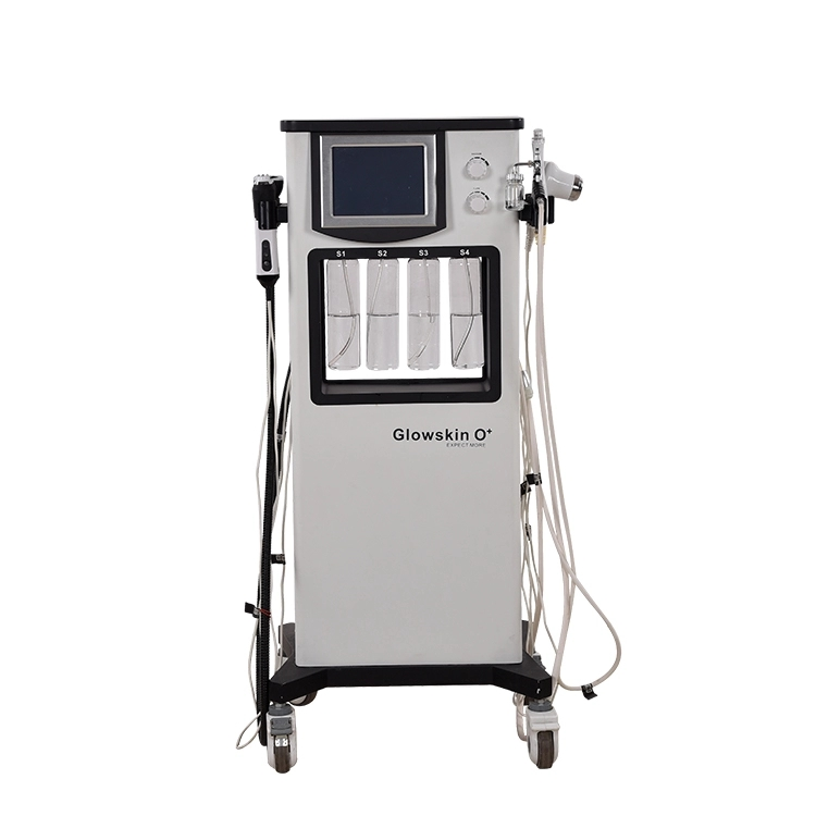 Multifunction New Professional Mulunction Bubble Facial Beauty Spa Equipment Machine