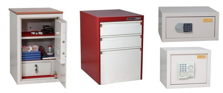 security safe for cash, files and documents