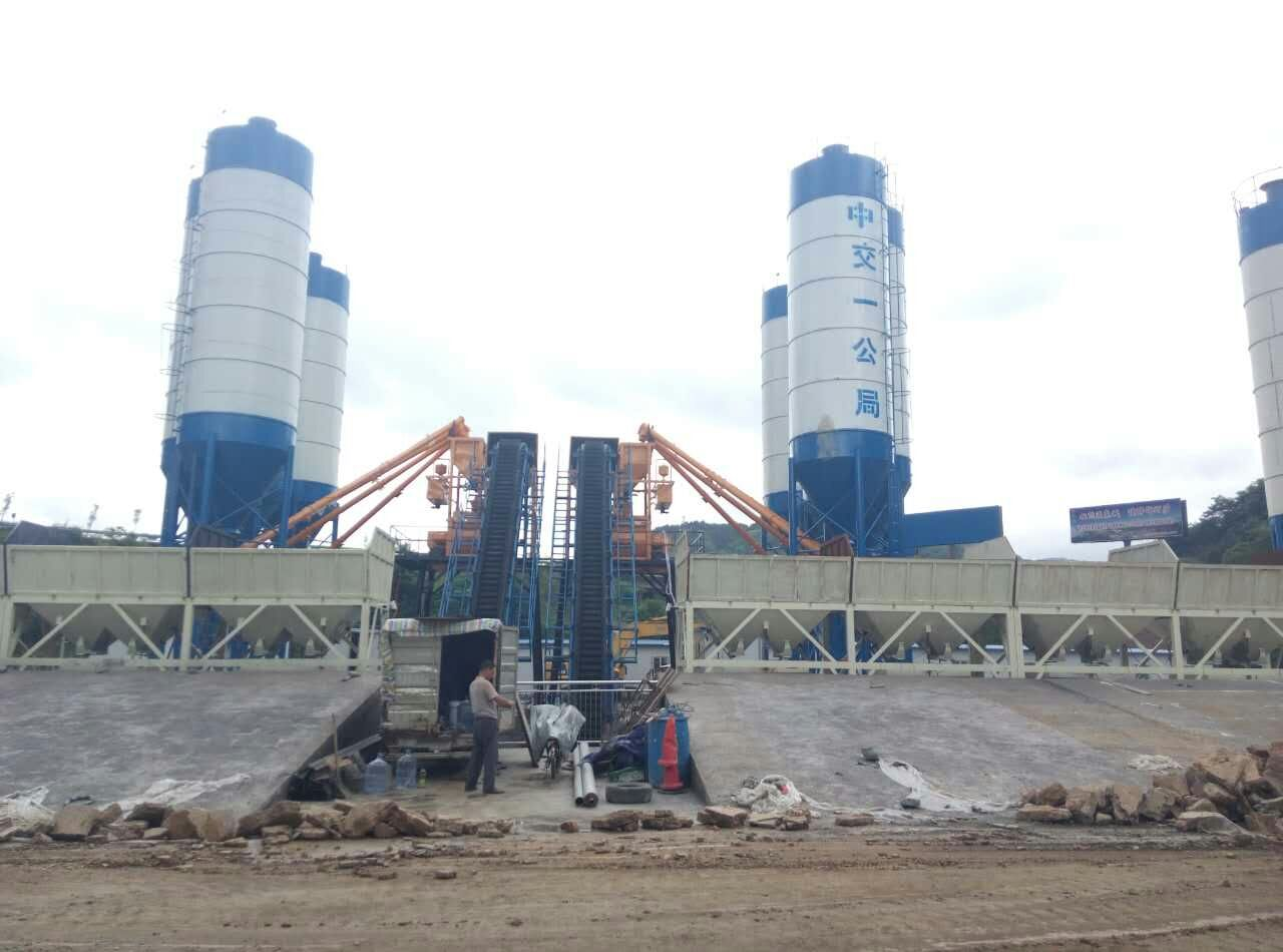xinfeng water stable mixing station how much money