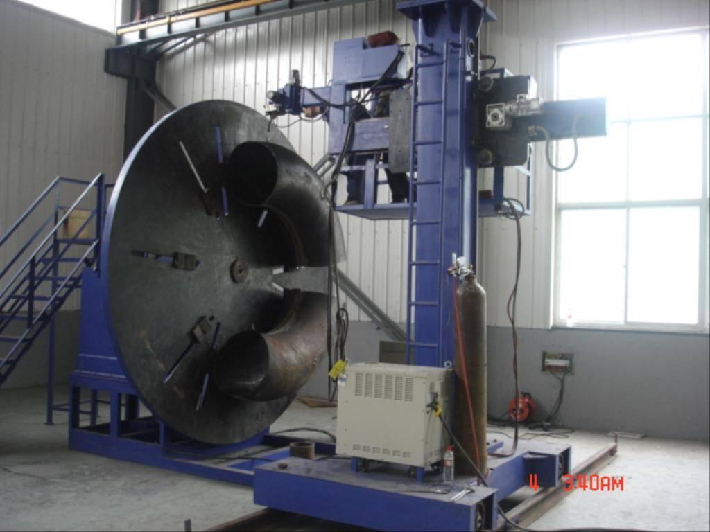 Welding Elbow Automatic Welding Machine (FCAW/GMAW)