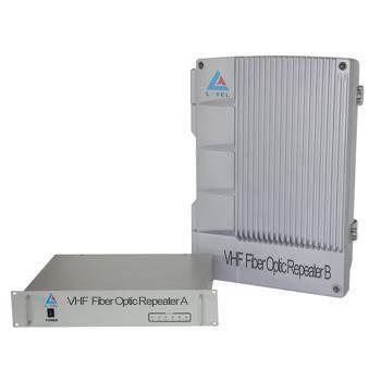 VHF130-170 Fiber Optic Repeater/BDA gain 40-70dB