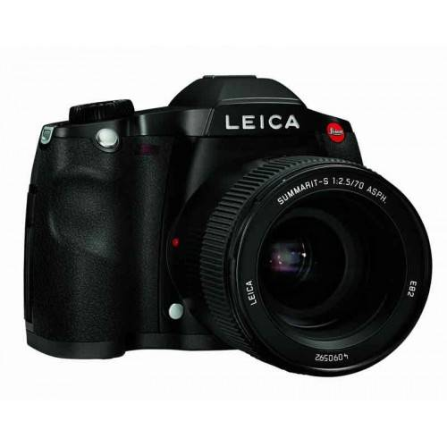 2015 Leica S2 37.5MP Mirrorless Digital Camera with 3 inch LCD