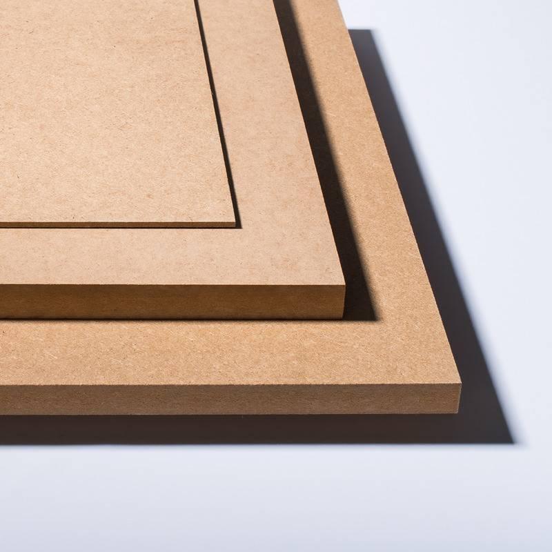 Raw MDF/Raw Chipboard/Raw Plywood/Plain MDF Baord