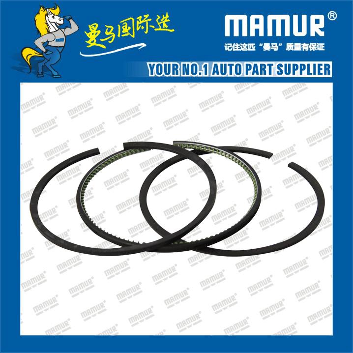 MAMUR Piston Ring for ISUZU 4JB1/4JH1/4KH1/4HK1/ JMC Transit/Carry Truck