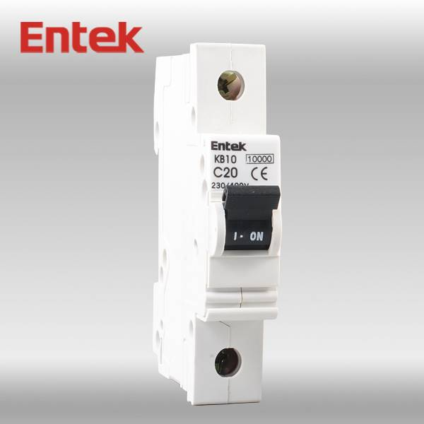 6kA Miniature Circuit Breaker CE MCB 1P 06A