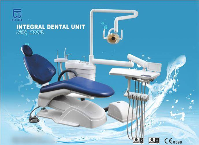 Model 0673 Dental Unit
