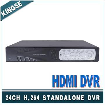 24CH/32CH Network DVR with HDMI Input