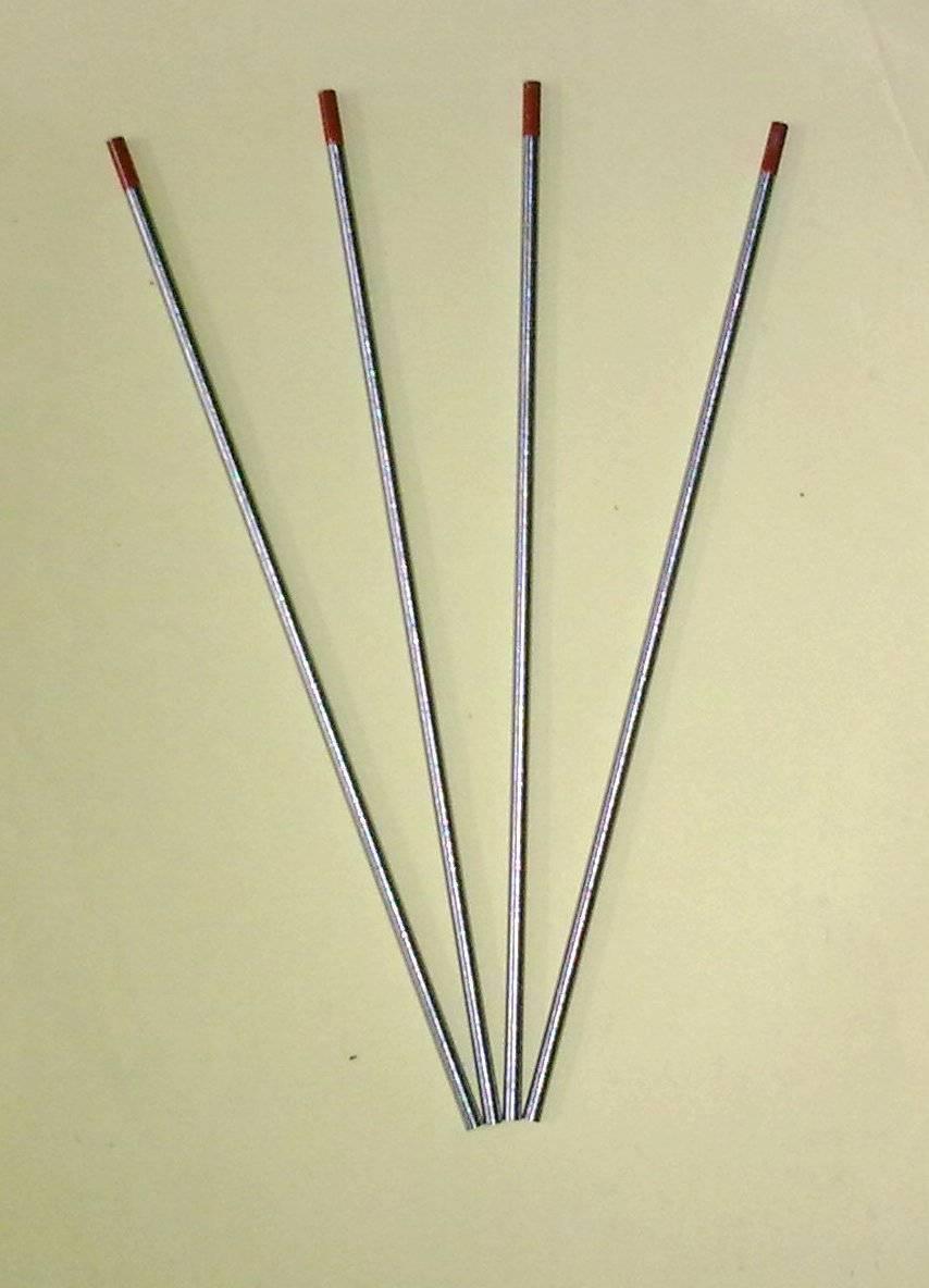 Thoriated Tungsten Electrodes