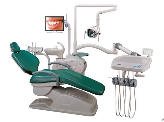 2013 hot sale Dental Chair Unit with  CE