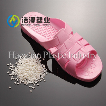 Colorful Virgin PVC Raw Material for Slippers
