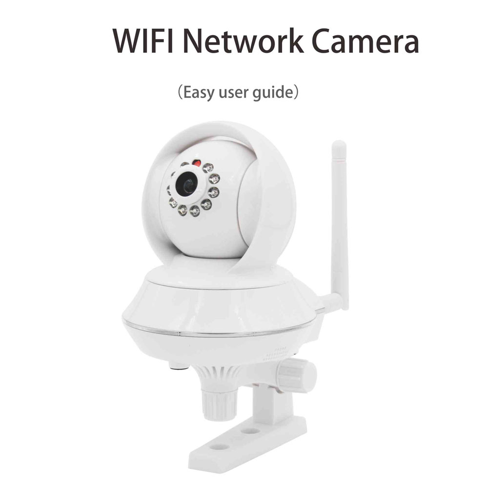 Wireless HD IP camera home security baby monitor camera