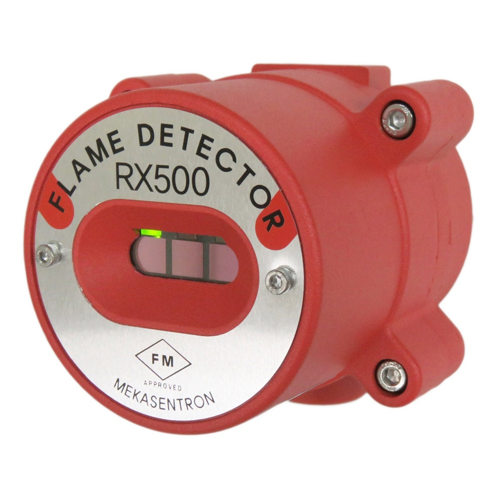 Triple Infrared (IR3) Flame Detector RX500