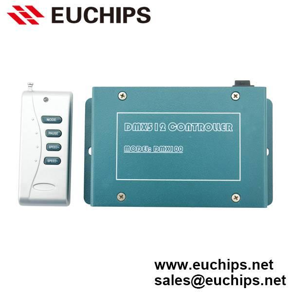 12VDC RF RGB DMX512 controller