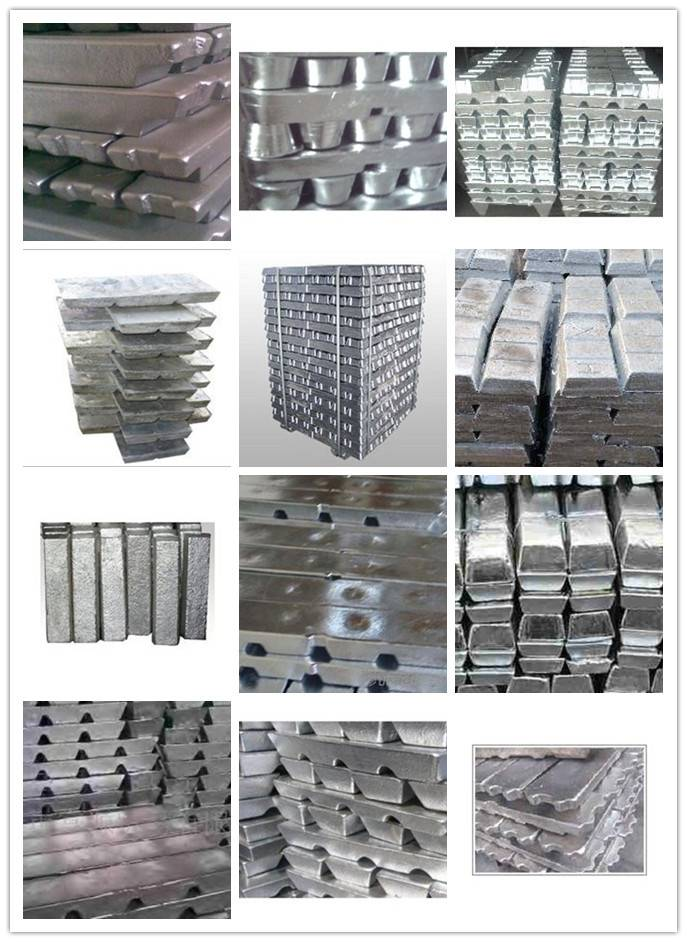 Hot Selling Top Purity 99.5%-99.995% Zinc Ingot with Good Price