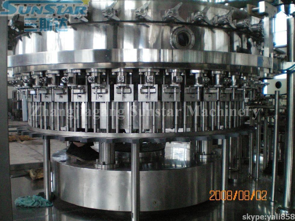 Coca cola Filling Prodcution Line (DCGF40-40-10)