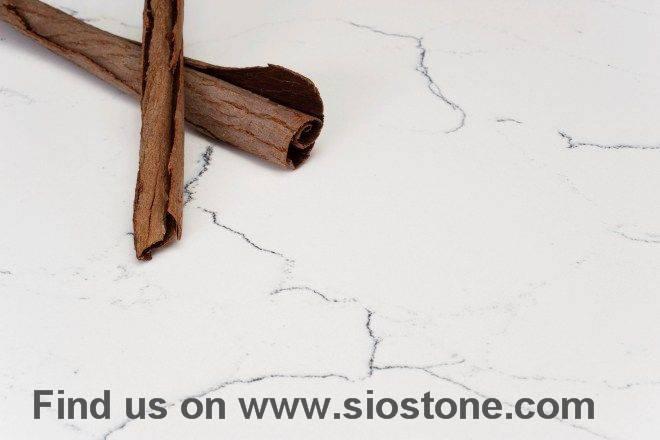 Artificial Quartz Stone Kitchen Countertop