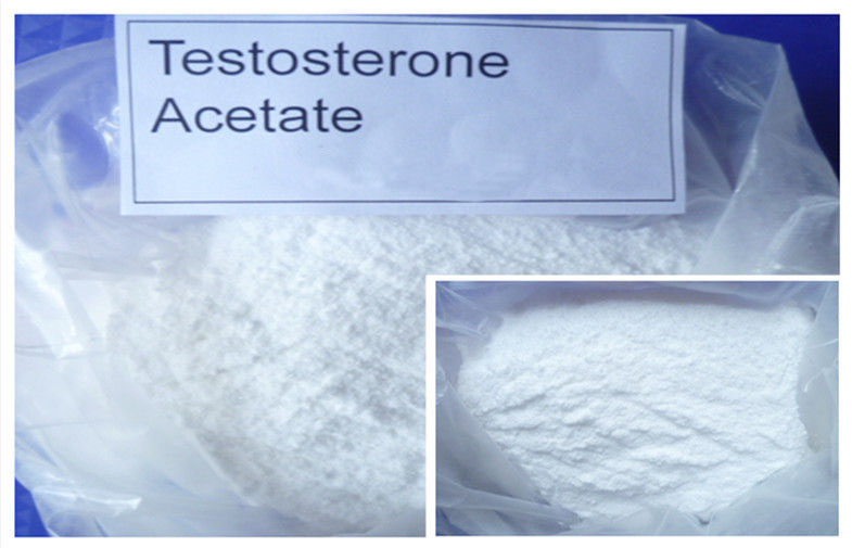 99.5% quality Steroid Testosterone Acetate for Bodybuilding cas213-876-6