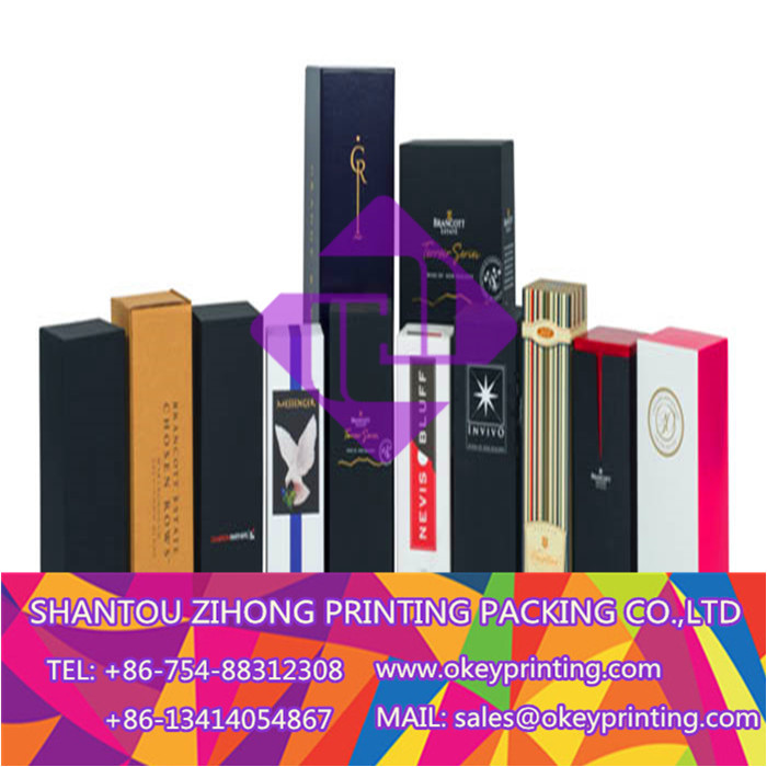 printing wine packaging box